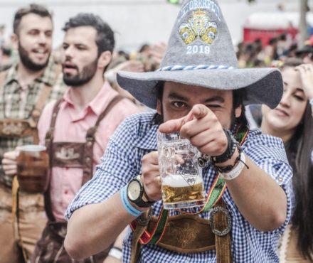 L'origine de l'Oktoberfest, la plus célèbre fête de la bière